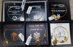 【送料無料】ブレスレット アクセサリ― 6 アレックスアニブレスレッツ6 brand alex and ani bracelets