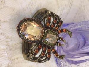 【送料無料】ブレスレット アクセサリ― heidi daus swarovski crystal spider bracelet awesomeheidi daus swarovski crystal spider bracelet awesome