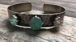 【送料無料】ブレスレット アクセサリ― パシフィックオパールカフブレスレットsabika jewelry simply polished pacific opal cuff bracelet