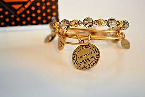 【送料無料】ブレスレット アクセサリ― アレックスブレスレットゴールドビーズラファエリアンツリーalex amp; ani bracelets 3 pc gold rafaelian tree of life art infusion beads charms