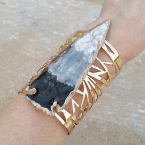 listingarrowhead high bracelet ブレスレットカフ アクセサリ― 【送料無料】ブレスレット cuff cuffgold