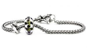 【送料無料】ブレスレット アクセサリ― ブレスレットアートワークtrollbeads bracelet start artwork 8 tagbo 00880