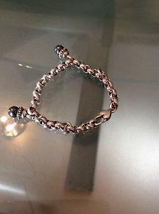 【送料無料】ブレスレット アクセサリ― ハートクラスプヘマタイトブレスレットhematite bracelet with heart clasp