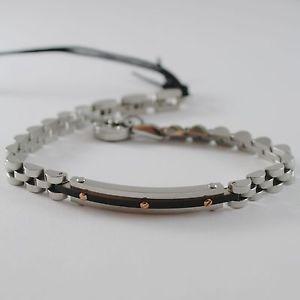 【送料無料】ブレスレット アクセサリ― スチールブレスレットプレートsteel bracelet polished with plate cesare paciotti 4us article 4ubr1481
