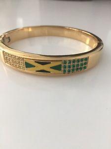 【送料無料】ブレスレット アクセサリ― ステンレススチールメッキブレスレットstainless steel gold plated bracelet
