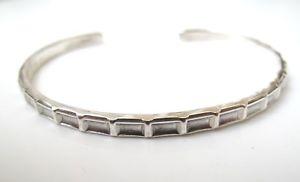 【送料無料】ブレスレット アクセサリ― スターリングシルバークラシックカフブレスレットハンドメイドソリッドsterling silver classic cuff bracelet handmade men women 925 solid artisan