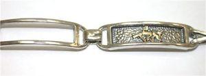 【送料無料】ブレスレット アクセサリ― パワーブレスレットゴールドスターリングシルバーamazing kabbalah power bracelet gold amp; sterling silver
