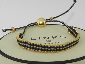【送料無料】ブレスレット アクセサリ― ロンドンミニブレスレットリンクlinks of london mini friendship bracelet