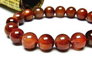 【送料無料】ブレスレット アクセサリ― 11mm4aルチルブレスレットgift bl251911mm rare 4a natural red golden rutilated quartz round bracelet gift bl2519