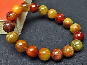 【送料無料】ブレスレット アクセサリ― 12mm4aルチルラウンドブレスレットgift bl776112mm rare 4a natural golden rutilated quartz round beads bracelet gift bl7761