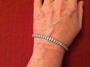 【送料無料】ブレスレット アクセサリ― ステータスリンクテニスブレスレットstatus link tennis bracelet