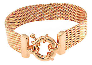 チェーンmilanese9italychain from man アクセサリ― jewelry woman italy bracelet milanese nine lined 【送料無料】ブレスレット ros gift gold
