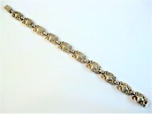 【送料無料】ブレスレット アクセサリ― ブレスレットスターリングアルトンスウェーデン18 cmantique bracelet sterling, alton sweden 18 cm