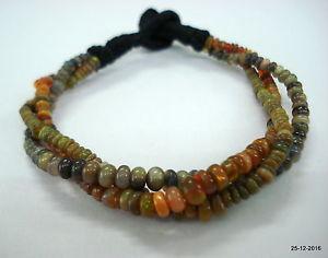 【送料無料】ブレスレット アクセサリ― ビンテージオパールビーズブレスレットストランドヒスイブレスレットラインvintage opal beads bracelet strand jade gemstones bracelet 3 line