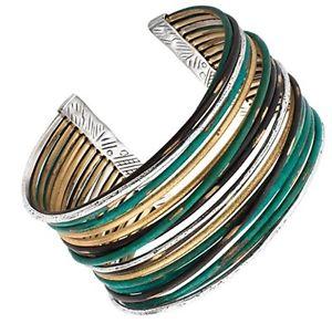 【送料無料】ブレスレット アクセサリ― フレスコスターリングシルバーカフブレスレットサイズsilpada fresco sterling silver and patina brass cuff bracelet size 78 wrist