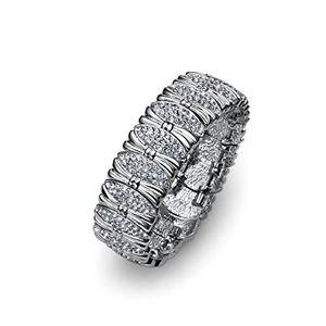 【送料無料】ブレスレット アクセサリ― シルバーブレスレットメタルスワロフスキーフレークオリバーウェーバーsilver flexible bracelet rigid swarovski pure elements flakes oliver weber