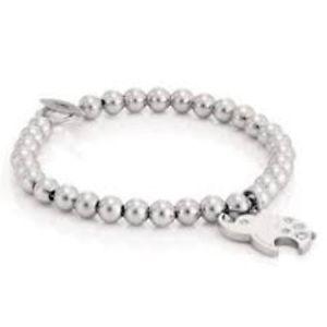 【送料無料】ブレスレット アクセサリ― イタリアブレスレットエレファントnomination made in italy adorable bracelet with elephant charm 024411015