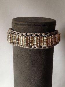 【送料無料】ブレスレット アクセサリ― ロンドングレーシルバーブレスレットリンクlinks of london greysilver woven friendship bracelet