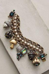 【送料無料】ブレスレット アクセサリ― ミリアムハスケルウッドランドチャームブレスレット508 msrpmiriam haskell woodland charm bracelet508 msrp