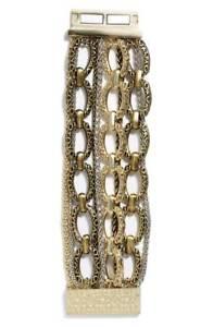 【送料無料】ブレスレット アクセサリ― スコットモンローブレスレットnwt kendra scott monroe bracelet in mixed metals rare