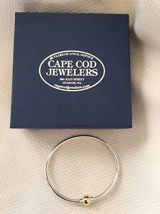 送料無料 ブレスレット アクセサリ― cape cod single ball bracelet14kgdstercape cwkuXOPZiT