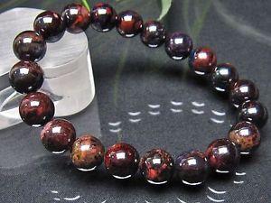 【送料無料】ブレスレット アクセサリ― ラウンドビーズブレスレット105mm rare 4a natural purple sugilite gemstone round beads bracelet gift bl7719
