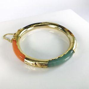 【送料無料】ブレスレット アクセサリ― アジアタイガーアイブレスレットasian gold plated sterling silver jade amp; tigers eye bracelet