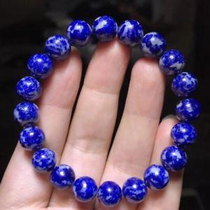 【送料無料】ブレスレット アクセサリ― ラウンドビーズブレスレット8mm aaa natural crystal blue and white porcelain woman round beads bracelet