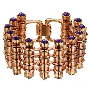 【送料無料】ブレスレット アクセサリ― mawi london3リンクバイクチェーンブレスレットmawi london rose gold tone triple link bike chain bracelet