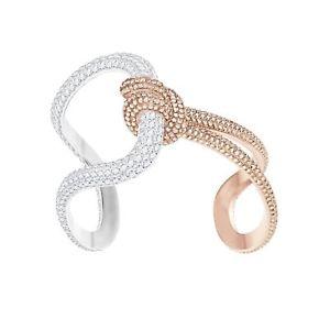 【送料無料】ブレスレット アクセサリ― スワロフスキーブレスレットメッキswarovski bracelet rigid lifelong, multicoloured, plating mixed