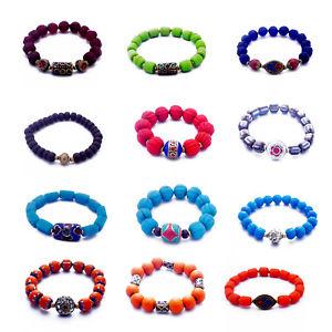 【送料無料】ブレスレット アクセサリ― ガラス40ブレスレッツロットチベットネパールw2347handmade glass beads 40 bracelets whole lot tibet nepal w2347