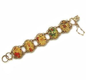 【送料無料】ブレスレット アクセサリ― ジョンブレスレットクリスマスヴィンテージjohn wind bracelet collectors christmas vintage holiday jewelry maximal art