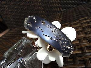 【送料無料】ブレスレット アクセサリ― listingnwt gorgeous alexis bittarberry dusthinged braceletplum blue gorgeous listingnwt gorgeous alexis bittar berry dust