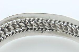 送料無料 ブレスレット アクセサリ― ビンテージエジプトカフブレスレットvintage 900 silver 1950s keneh egypt braided cuff bracelet 725 adjustablexroeCBd