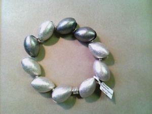 【送料無料】ブレスレット アクセサリ― アールデコエコーシルバーブレスレットdeco echo silver bracelet