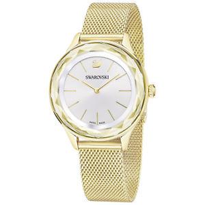 【送料無料】ブレスレット アクセサリ― スワロフスキーノヴァメッシュストラップドルswarovski 5430417 octea nova watch, gold plated mesh strap, rrp699