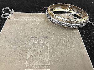 【送料無料】ブレスレット アクセサリ― brand tat2 designs bracelet b252 gold lleidahammered coinbrand tat2 designs bracelet b252 gold lleida hammered coin