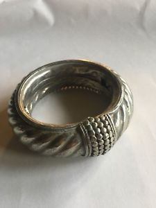 【送料無料】ブレスレット アクセサリ― ブレスレットエスニックシルバー?gold ankle bracelet ethnic silver or silver metal 260 g