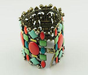 ブレスレット アクセサリ— konplottブレスレットmosaic  nr5450543099293konplott bracelet ethnic mosaic  nr5450543099293