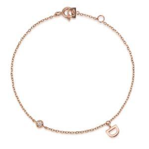 【送料無料】ブレスレット アクセサリ― arafeeldidier dubot miss doux bracelet jdrbrts239cdidier dubot miss doux bracelet jdrbrts239c white sapphire gold korea at