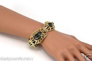 【送料無料】ブレスレット アクセサリ― ゴールドデコリンクブレスレットalexis bittar delano gold deco link bracelet