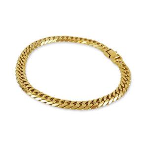 【送料無料】ブレスレット アクセサリ― キヘイブレスレットkイエローゴールドkihei bracelet k18 yellow gold 201g