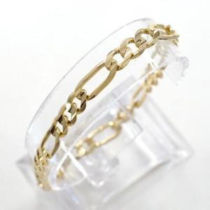 【送料無料】ブレスレット アクセサリ― ジュエリーkイエローゴールドブレスレットjewelry 14k yellow gold bracelet free shipping used