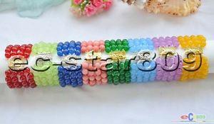 【送料無料】ブレスレット アクセサリ― d0181 4row 8 10mmd0181 4row 8 10mm round jasper bead bracelet
