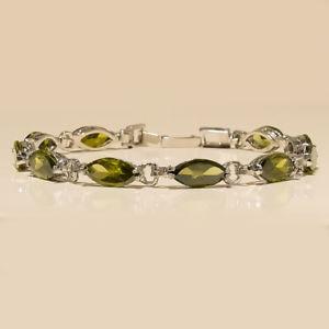 【送料無料】ブレスレット アクセサリ― デザイナーegyptainペリドットクオーツテニスブレスレットegyptain peridot quartz tennis bracelet handmade designer women fashion jewelry