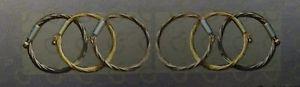【送料無料】ブレスレット アクセサリ― guitar string braceletelectric, acoustic, or bass guitar string bracelet