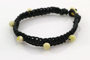 【送料無料】ブレスレット アクセサリ― ラウンドビーズバルトハンドメイドブレスレットwhite round beads genuine baltic amber handmade wowen crochet bracelet b1504301
