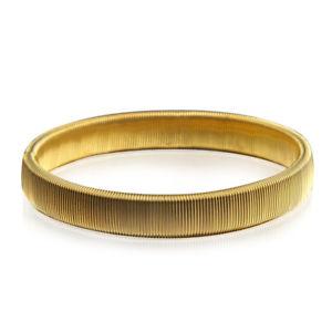 【送料無料】ブレスレット アクセサリ― デゴールドas de39316 trendy gold silber uberzogene schlange kette stahl elastisches metal