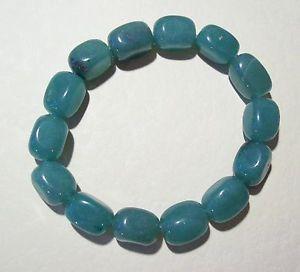【送料無料】ブレスレット アクセサリ― ビーズブレスレットpretty medium green jade bead bracelet