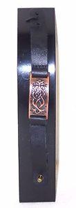 【送料無料】ブレスレット アクセサリ― ブレスレットセルティックノットbracelet celtic knots leather and metal